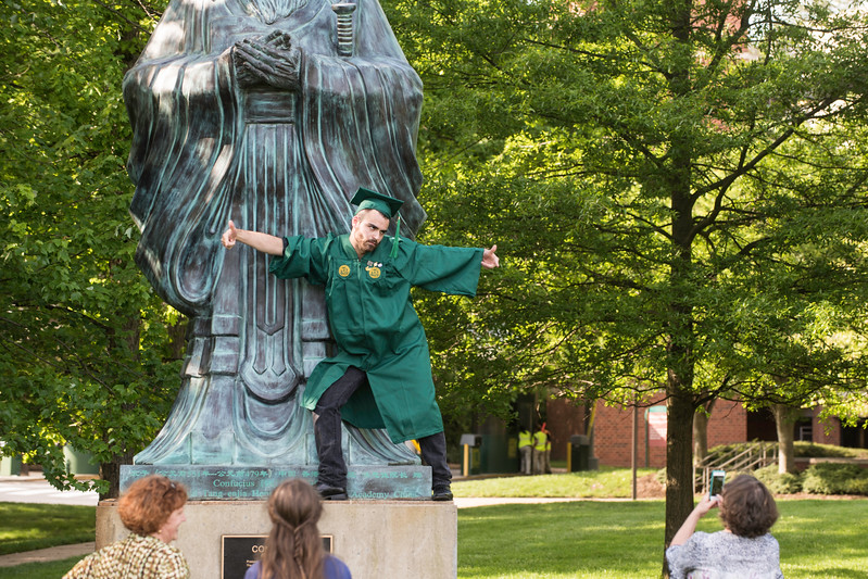 College of Visual and Performing Arts Convocation