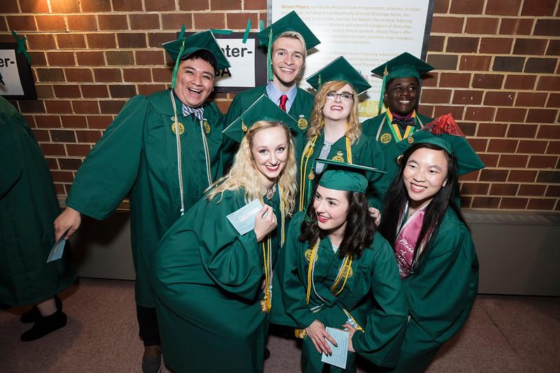 2018 CVPA Degree Celebration