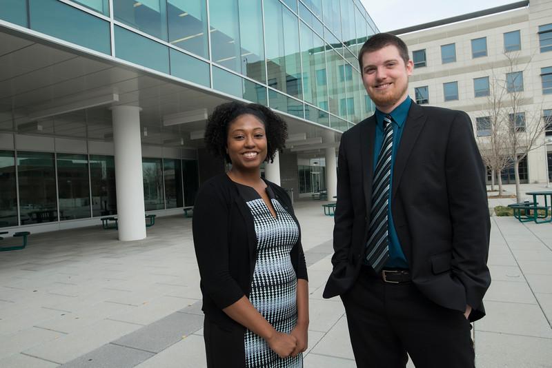 Megan Merchant and Sean Cox, Arts Management