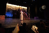 Students rehearse for the Mason Opera's presentation of Gilbert & Sullivan's H.M.S. Pinaforce.