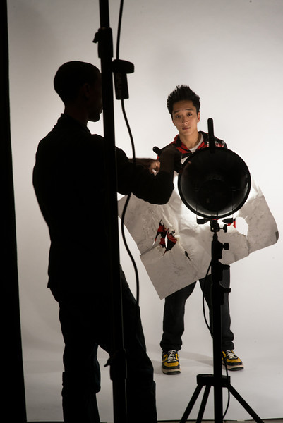 Studio Lighting Photography class