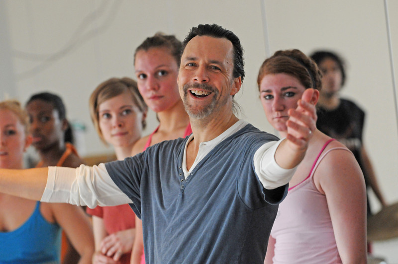 Christophe d'Amboise, Heritage Professor of Dance, College of Visual and Performing Arts Dance