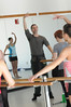 A dance class at the College of Visual and Performing Arts Dance. Photo by Evan Cantwell/Creative Services/George Mason University