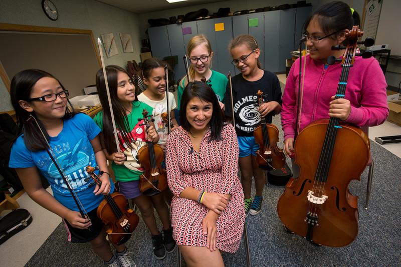 Potomac Arts Academy with Malia Pereyra