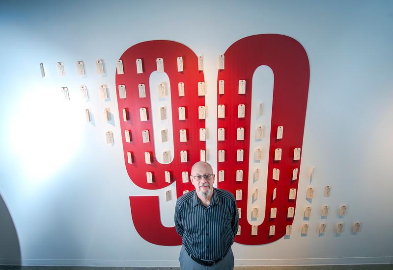 MFA candidate Jim Van Meer Exhibition
