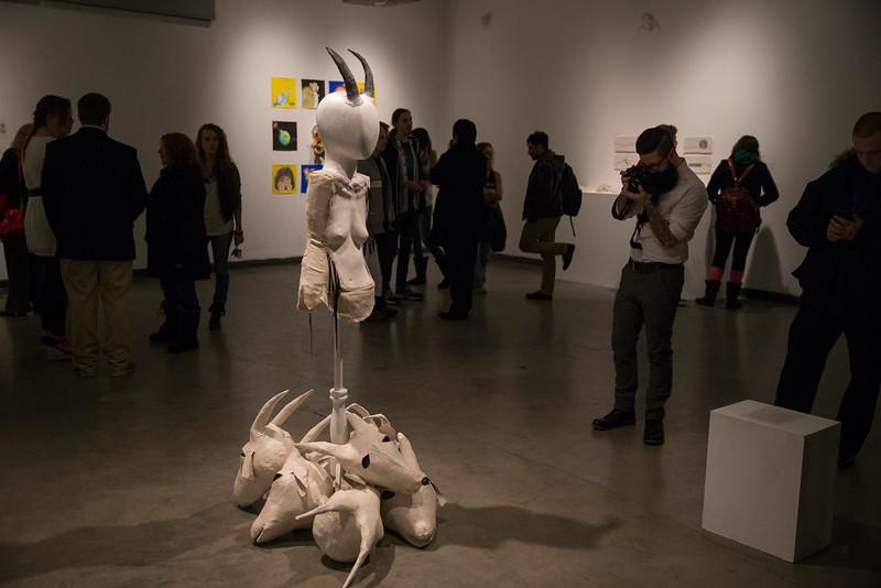 2014 Senior Art Show