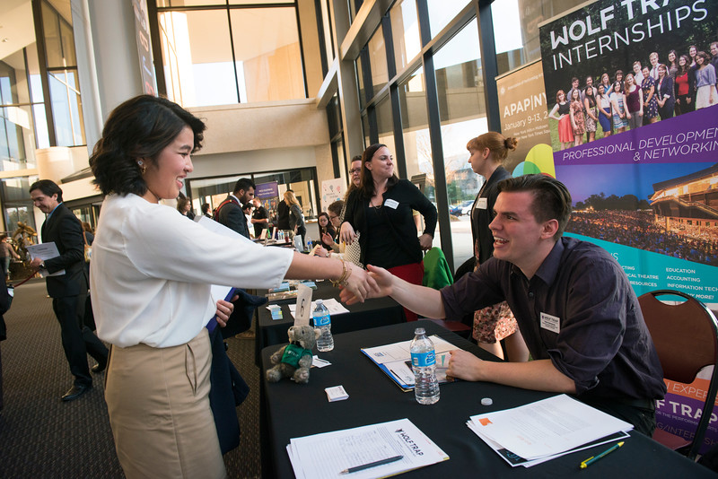 Arts in the Real World Internship and Career Fair