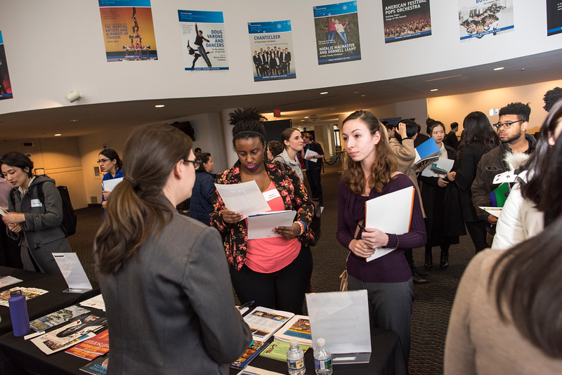 Career and Internship Fair