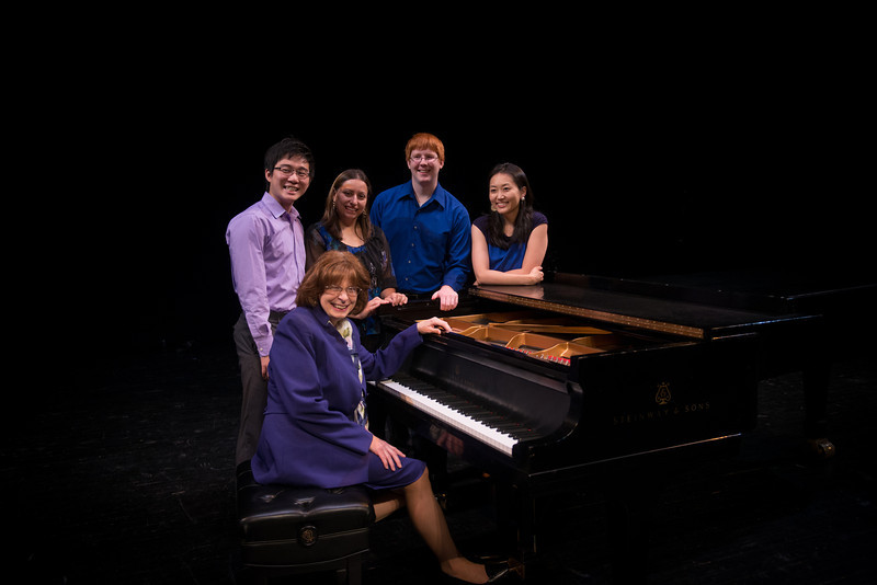 School of Music students
