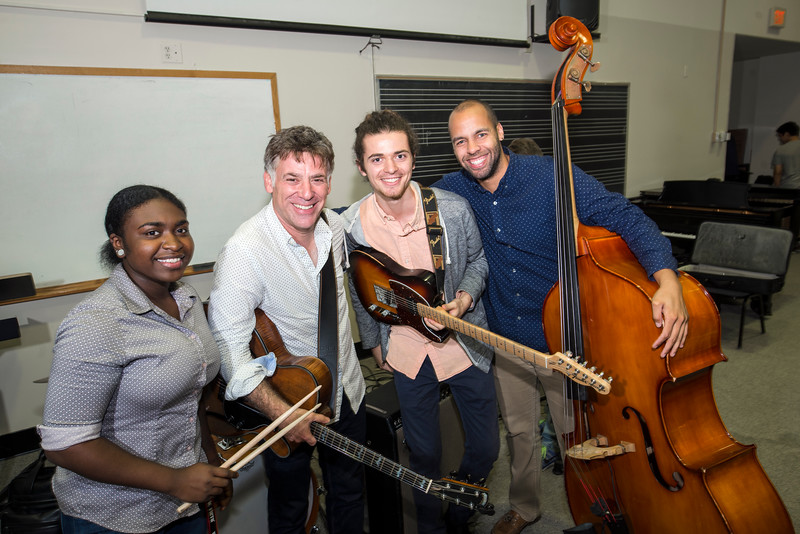 School of Music Masterclass