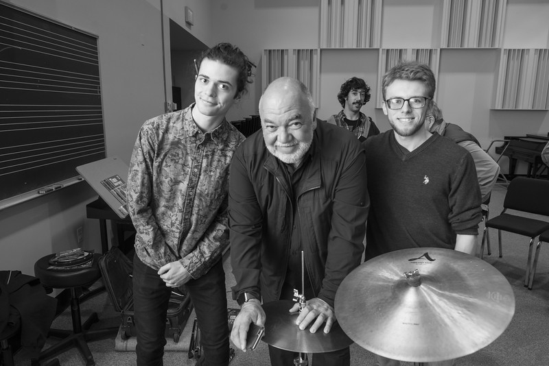 Peter Erskine Clinic