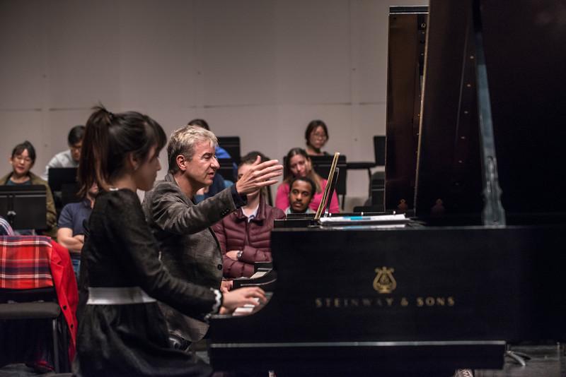 Jean-Yves Thibaudet Piano Masterclass