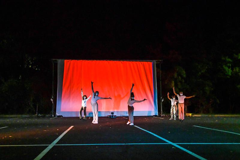 School of Dance Drive-In Performance