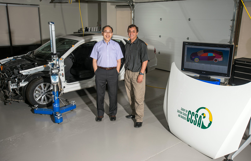 Center for Collision Safety and Analysis