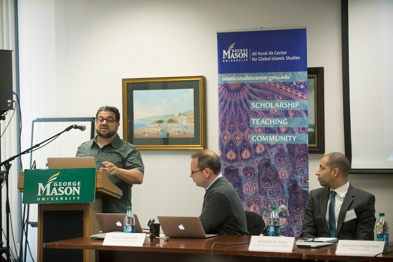 A panel discussion on Global Islamic Studies