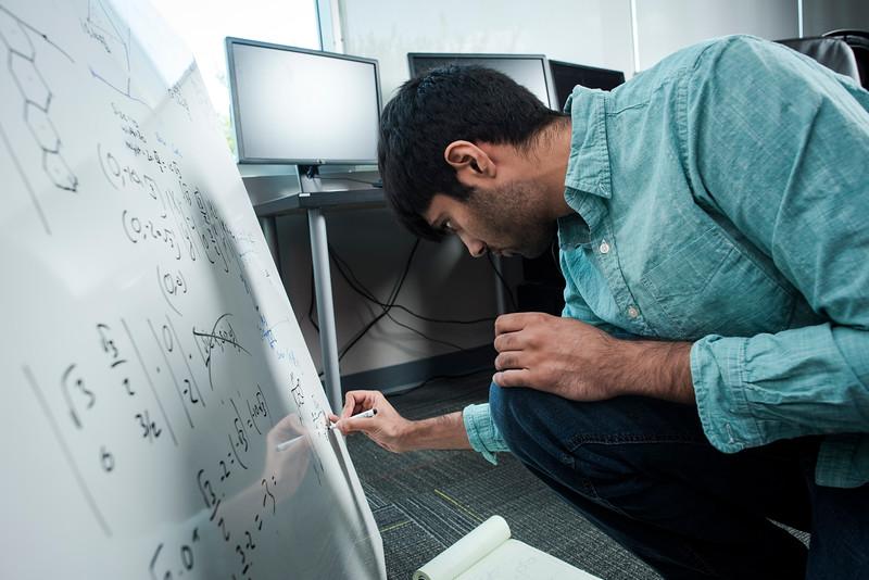 Rishub Nagpal in the Virginia Serious Game Institute