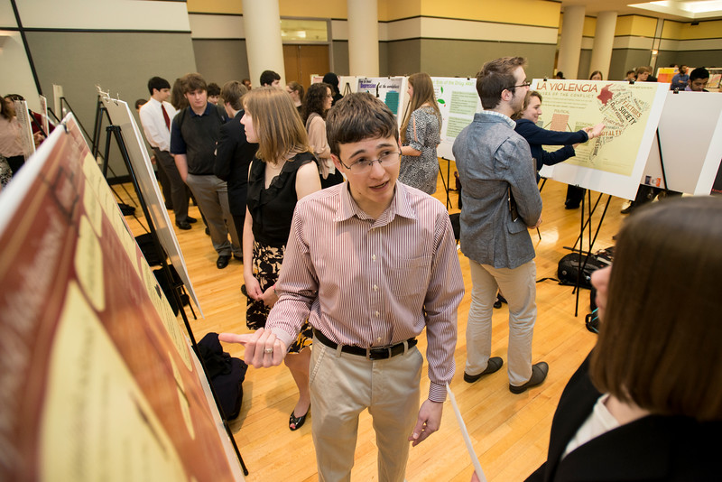 Honors College Research Poster Presentation