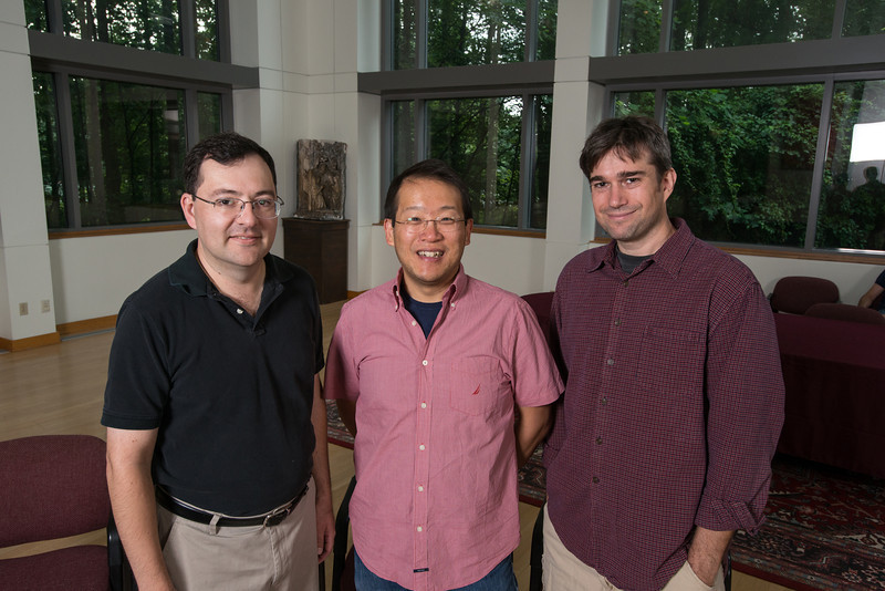Krasnow Institute for Advanced Study group photo