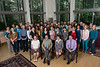 Krasnow Institute for Advanced Study group photo. Photo by Evan Cantwell/Creative Services/George Mason University