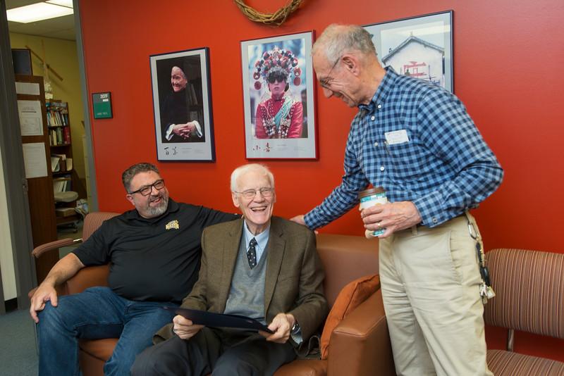 John Paden, Robinson Professor of International Studies, Emeritus