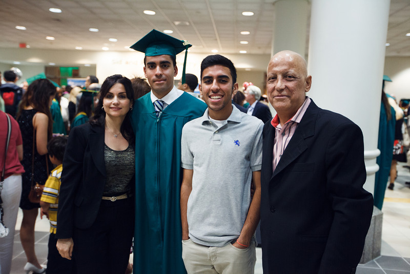 School for Conflict Analysis and Resolution 2013 Convocation ceremony at Dewberry Hall, Johnson Center.  Photo by Will Martinez/Creative Services/George Mason University