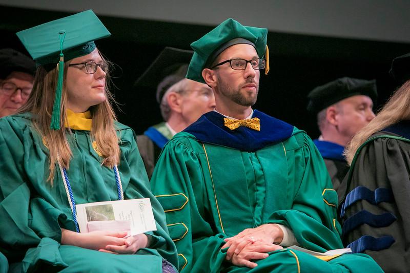 GMU commencement ceremonies. Fairfax, VA. Thursday, May 16, 2019. John Boal Photography