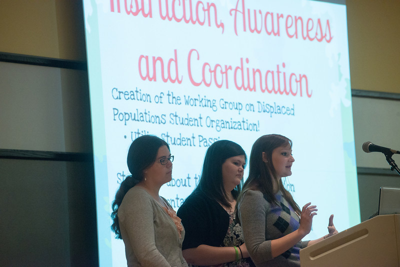 S-CAR's 4th Annual Undergraduate Conference - Classroom to Community: Projects in Action
