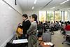 S-CAR CONF 101 class.  Photo by:  Ron Aira/Creative Services/George Mason University