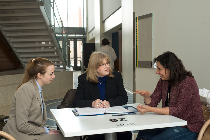 School for Conflict Analysis and Resolution professor Pamela Struss
