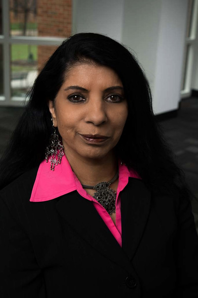 Sudha Rajput, School for Conflict Analysis and Resolution, Photo by Creative Services/George Mason University