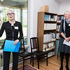 The dedication and grand opening for the School for Conflict Analysis and Resolution's Point of View, an international retreat and research center.  Photo by Ron Aira/Creative Services/George Mason University