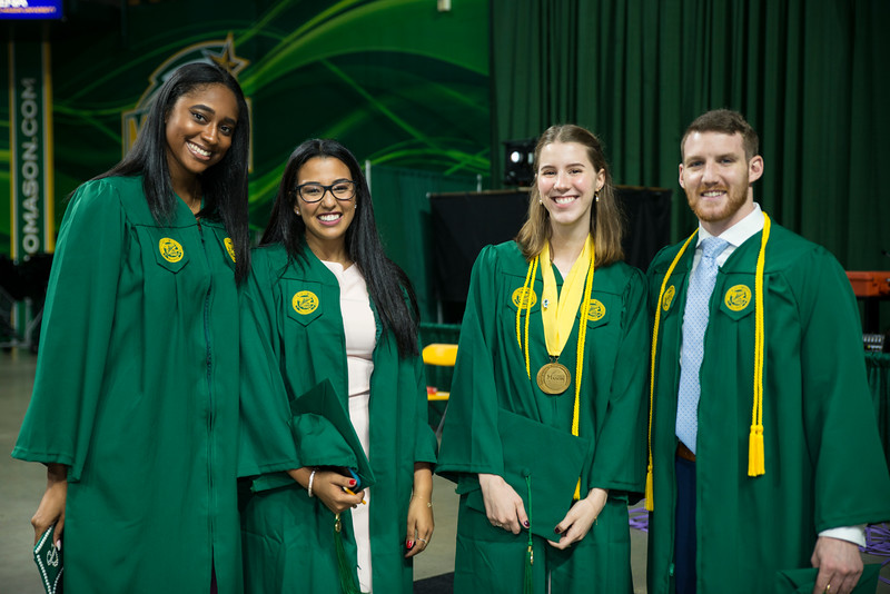 2018 Schar School of Policy and Government Degree Celebration