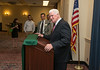 Students honor oves Frank Wolf a Representatives Frank Wolf and Jim Moran