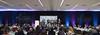 The George Mason Intelligence Policy Panel, speaks at the Student Public Policy Alumni Gala on George Mason Arlington Campus, Thursday, May 31, 2012. Photo by Craig Bisacre/Creative Services/George Mason University