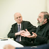 Michael Hayden, Mandy Patinkin