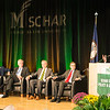 Gerry Connolly; United States Representative; VA 11th District, speaks during the Schar School of Policy and Government Dedication.  Photo by Ron Aira/Creative Services/George Mason University