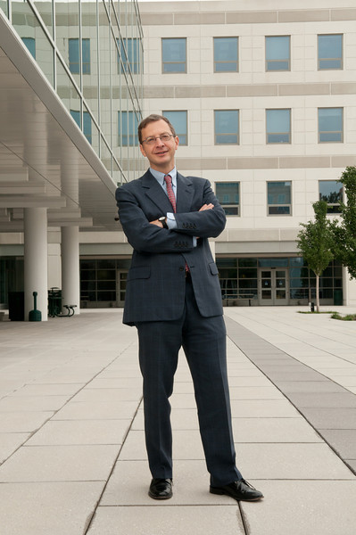 Edward Rhodes, Professor, Schar School of Policy and Government.  Photo by Creative Services/George Mason University