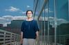 Public Policy graduate student Jeong Yun Kweun