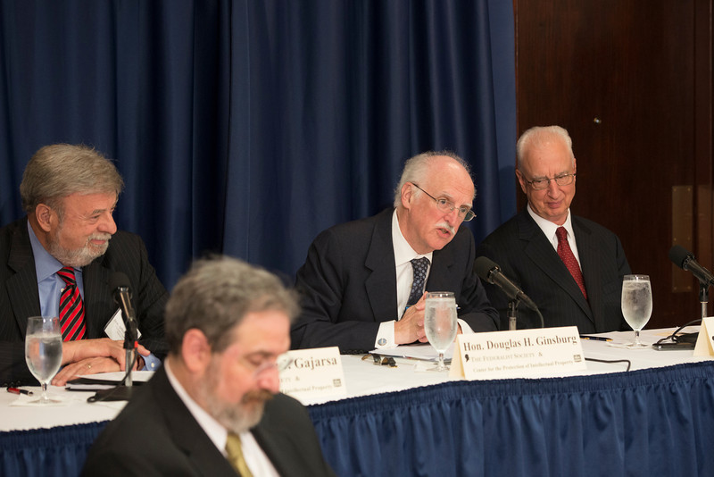 Center for the Protection of Intellectual Property Panel Discussion