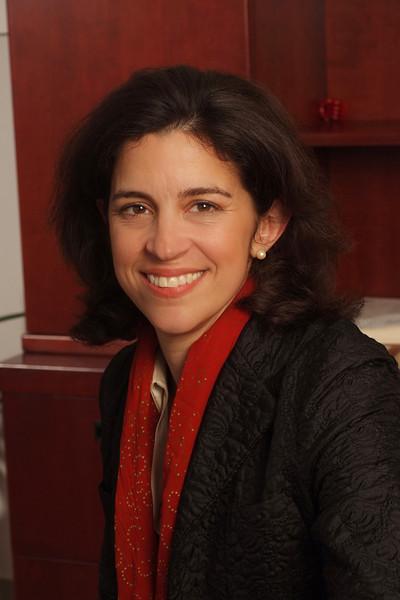 Alvare, 080518105e, Helen M. Alvare, Visiting Assistant Professor, School of Law. Photo by Creative Services/George Mason University