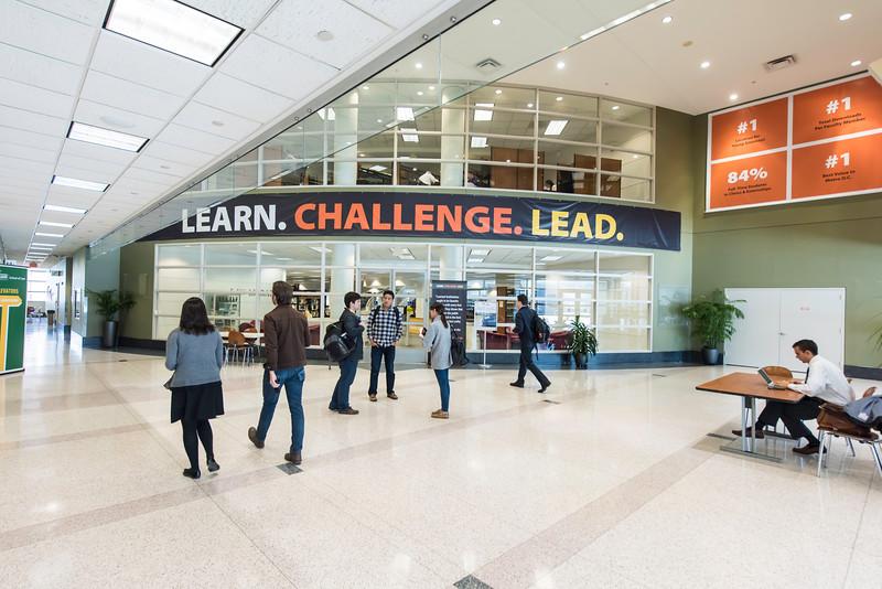 School of Law, Arlington Campus.  <br /> Photo by:  Ron Aira/Creative Services/George Mason University