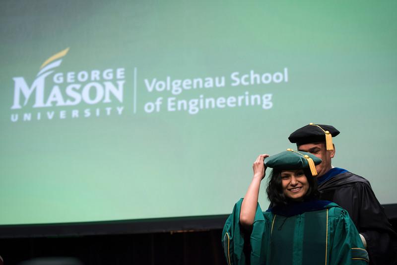 Volgenau School of Engineering 2015 Convocation