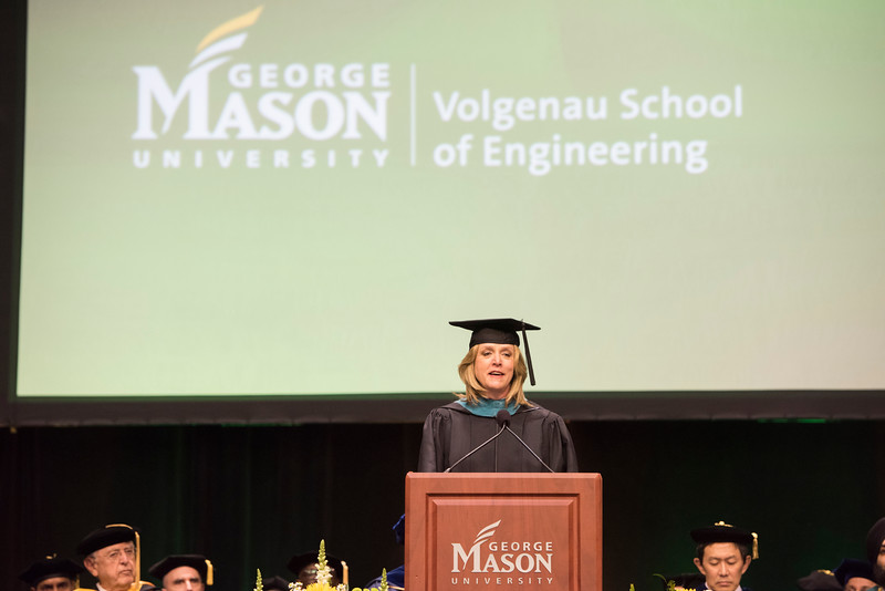 Volgenau School of Engineering 2015 Convocation
