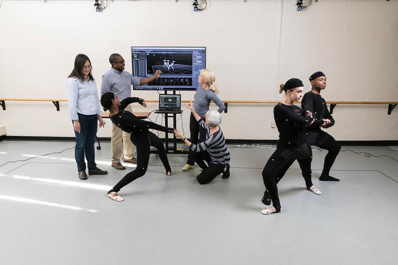 Dance sensorimotor