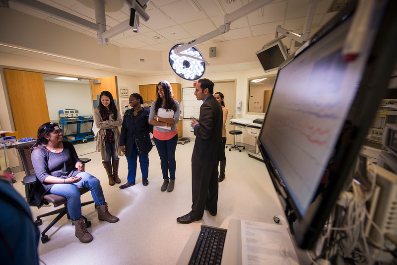 GMU-INOVA Applied Neurotechnologies class