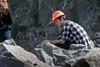 Cedar Mountain Stone Quarry Engineering Geology Class field trip