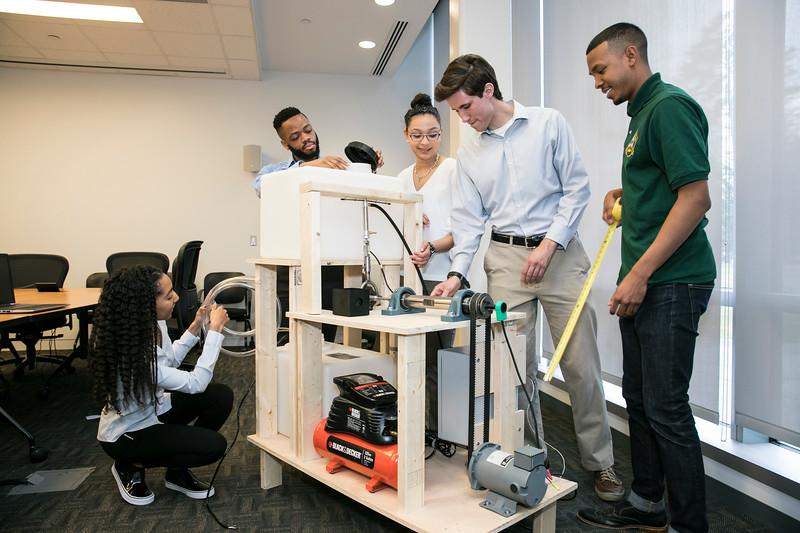 Mechanical Engineering Capstone 2018