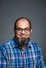 Aqdas Malik, Postdoctoral research fellow, IST. Photo by:  Ron Aira/Creative Services/George Mason University