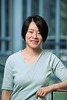 Yutao Zhong, Term Assistant Professor, <br /> Department of Computer Science. VSE Open Call.  Photo by:  Ron Aira/Creative Services/George Mason University