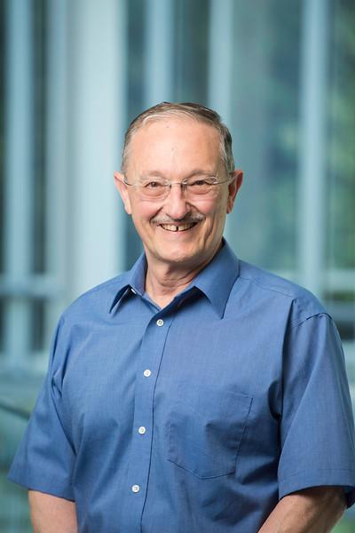 Dan Carr, Professor, Statistics. VSE Open Call.  Photo by:  Ron Aira/Creative Services/George Mason University